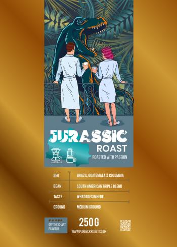 Jurassic Roast